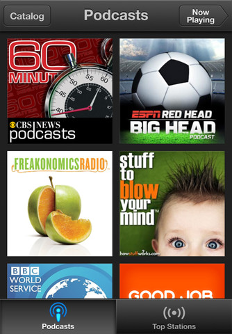 Podcasts Apple app