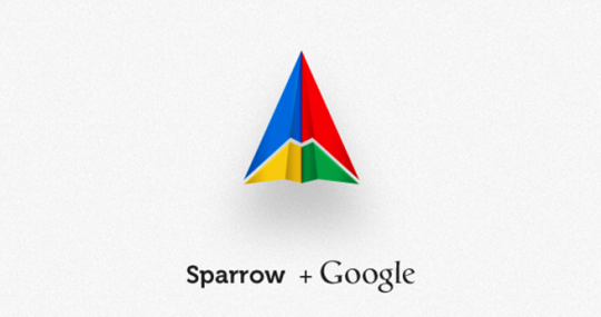 Google and Sparrow