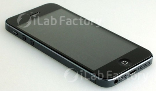 iPhone 5 front side