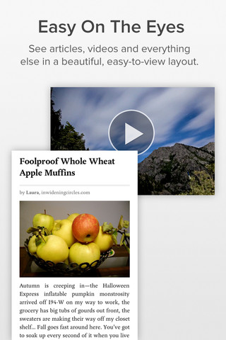 Pocket Read Later app