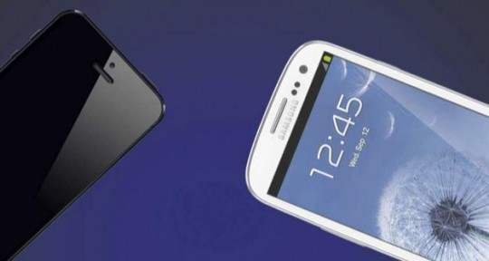 Galaxy S III vs iPhone 5