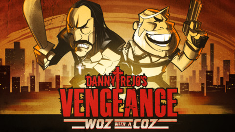 Vengeance Woz with a Coz game