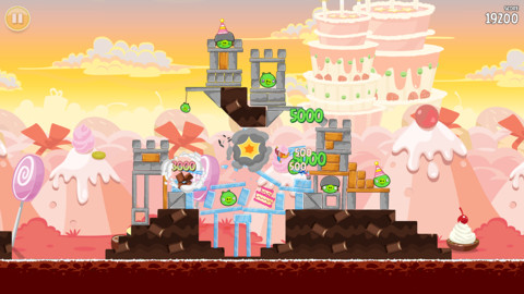 Angry Birds 3.0 update