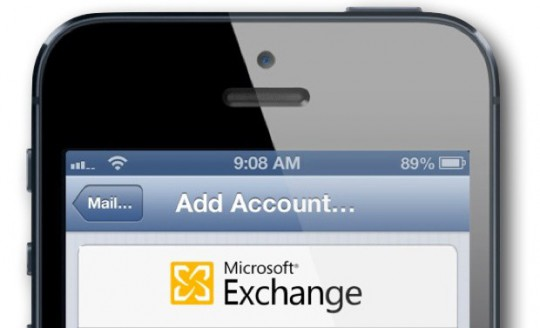 iOS 6.1 exchange