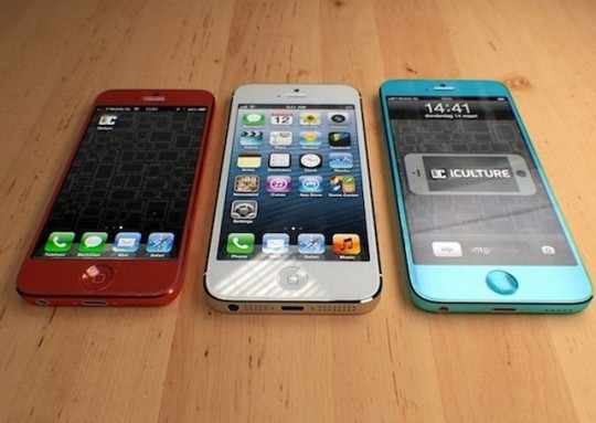 Colorful iPhone