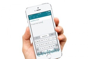SwiftKey for iOS