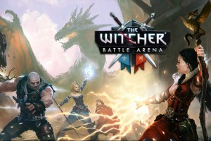 Игра Witcher Battle Arena