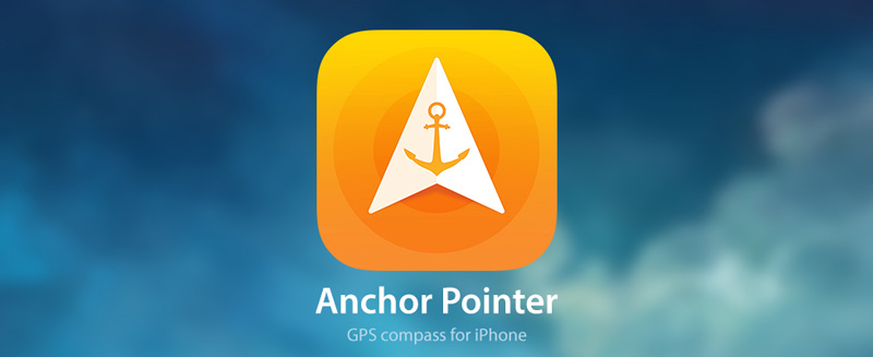 [App Store] Anchor Pointer – проблема топографического кретинизма решена