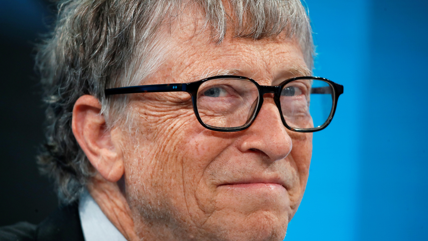FILE PHOTO: Bill Gates, Co-Chair of Bill & Melinda Gates Foundation, attends the World Economic Forum (WEF) annual meeting in Davos, Switzerland, January 22, 2019. REUTERS/Arnd Wiegmann/File Photo