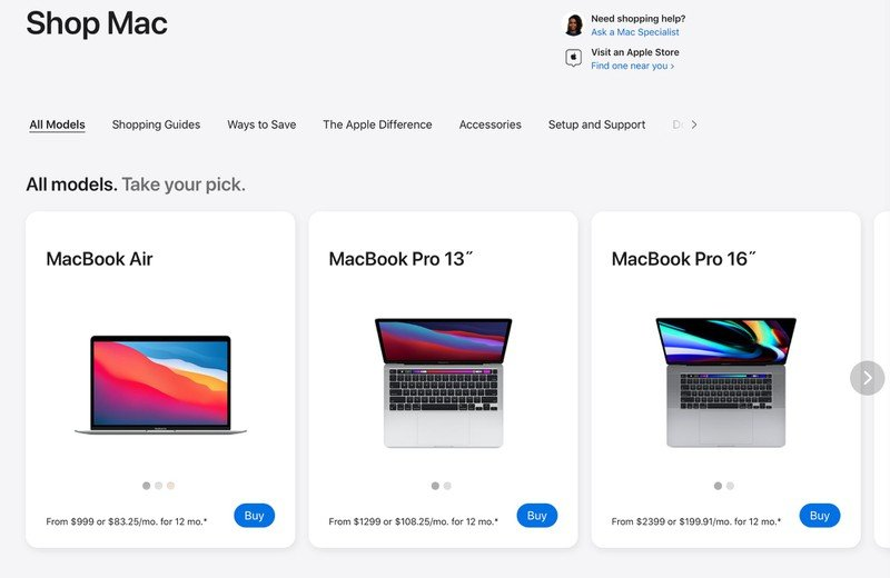 apple-store-redesign-mac-section